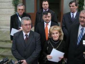 O parte dintre parlamentarii PD-L suceveni