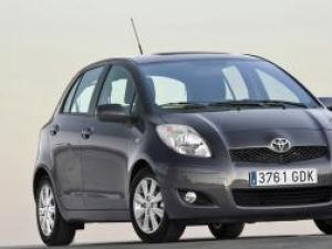 Toyota Yaris Facelift 2009