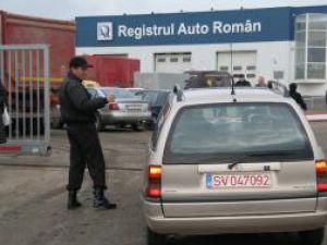 La Registrul Auto Român, agenţia Suceava, programările pentru verificarea maşinilor vechi aduse din străinătate sunt făcute până pe 5 februarie 2009
