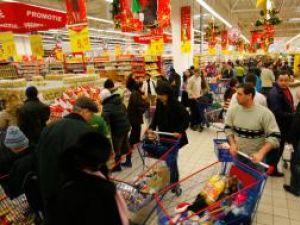 Marile magazine sunt ţinta hoţilor voiajori. Foto: MEDIAFAX