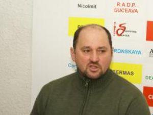 Noul antrenor al Cetăţii Suceava, Ovidiu Murariu