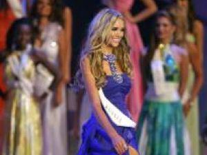 Xenia Sukinova, Miss World 2008
