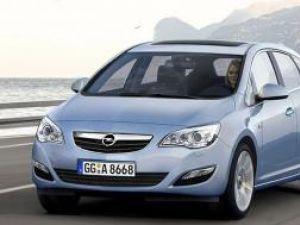 Opel Astra 2009 Rendering