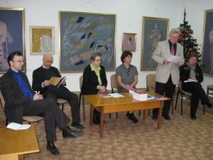 "Lansarea monografiei la Biblioteca Bucovinei ""I.G. Sbiera"""
