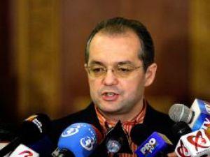 Emil Boc, desemnat de Băsescu pentru postul de prim-ministru. Foto: MEDIAFAX