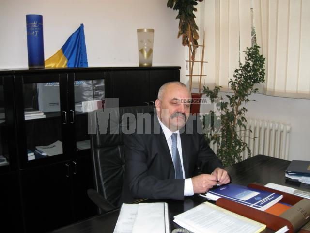 Vasile Rîmbu a preluat conducerea Spitalului Judeţean
