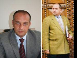 Alexandru Băişanu şi Gheorghe Cotin au refuzat să facă vreun comentariu legat de anularea concursului pentru funcţia de subprefect al judeţului