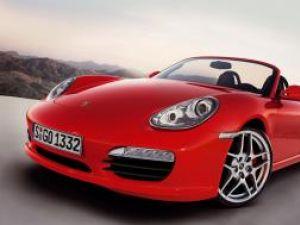 Porsche Boxster 2009