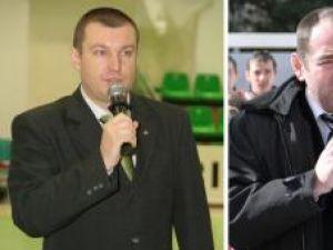 Androhovici (stânga) şi Gherasim (dreapta) susţin reînfiinţarea Ministerului Tineretului şi Sportului