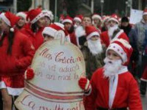 Parada Moşilor Crăciun