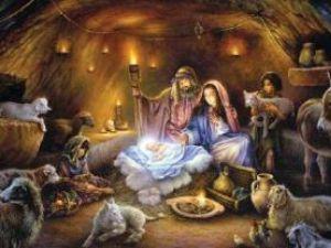 Lecţia de religie: Povestea Naşterii Pruncului Sfânt