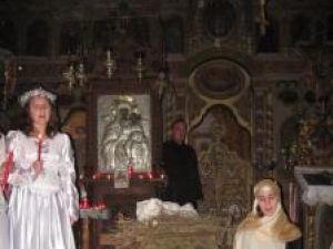 Copii vestind Naşterea lui Iisus