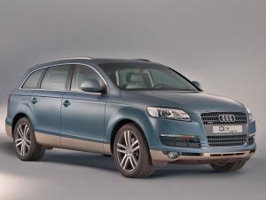 Audi Q7 Hybrid Concept 2005