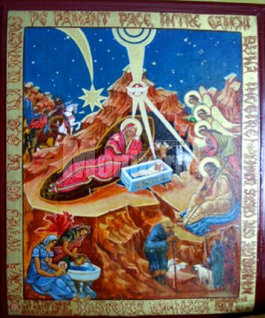 """""""Hristos Se naşte, slăviţi-L!"""""""