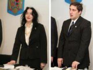 Elena Cardaş, Radu Constantin Pricope şi Ovidiu Milici