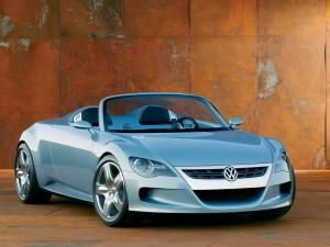 Volkswagen Concept-R 2003