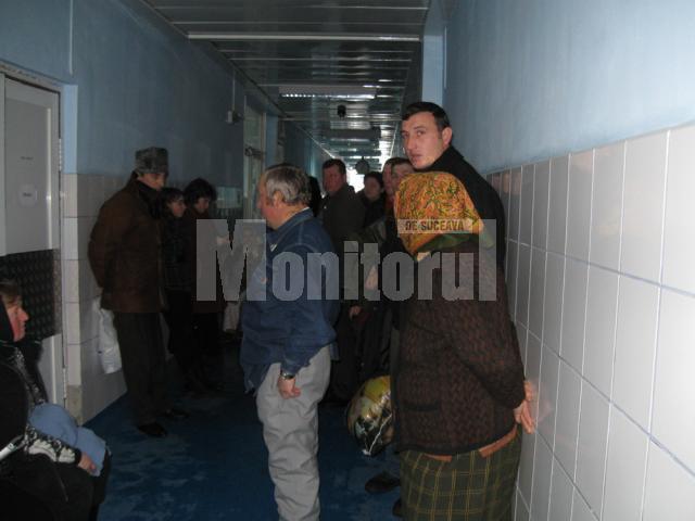 Statistici: Sute de suceveni au ajuns de Crăciun la Spitalul Suceava