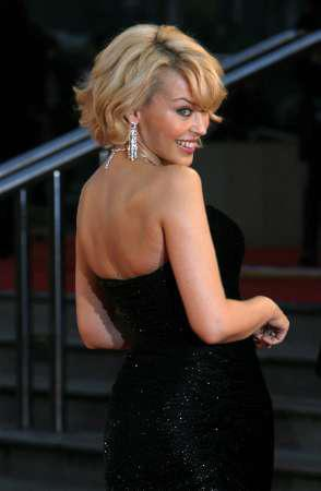 Kylie Minogue. Foto: REUTERS