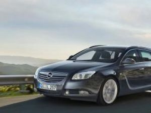 Opel Insignia Sports Tourer 2009