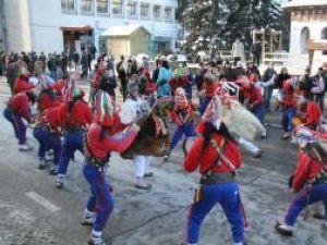 Urături şi obiceiuri de iarnă, în prag de An Nou
