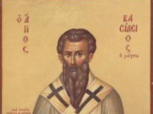 Sfântul Vasile, pionierul vieţii mănăstireşti