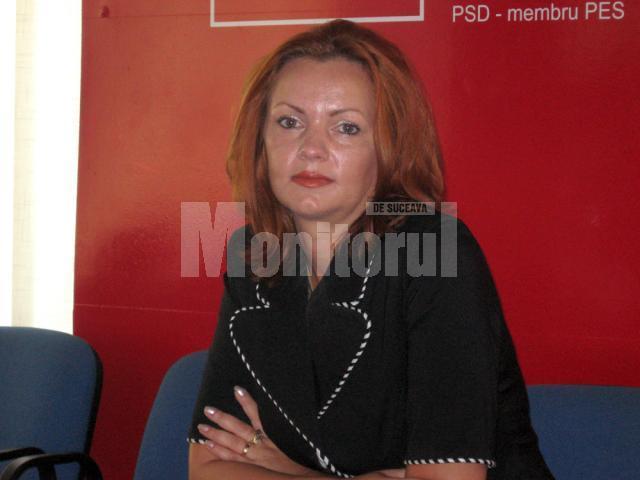 Fostul deputat PSD de Suceava Mirela Adomnicăi a obţinut postul de secretar de stat la Ministerul Turismului