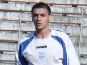 Feraru este unul dintre cei trei jucători bârlădeni veniţi în probe la Suceava