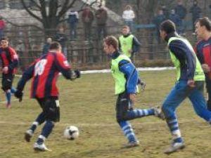 Sucevenii au pierdut fără drept de apel meciul de la Boroaia, cu Dunărea Giurgiu