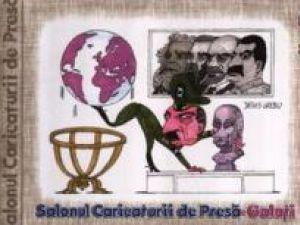 Catalogul Salonului Caricaturii de Presă - Galaţi 2008