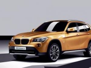 BMW X1 Concept 2008