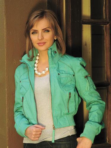 Ioana Muntean. Foto: ProTV