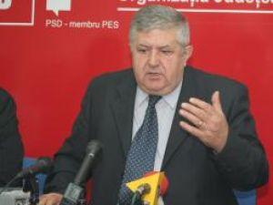 Gavril Mîrza, preşedintele Organizaţiei Judeţene Suceava a PSD