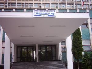 De la Spitalul Suceava, circa 400 de pacienţi au fost trimişi la clinicile din Iaşi, anul trecut