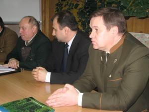 Sorin Ciobanu a preluat funcţia de director general al Direcţiei Silvice