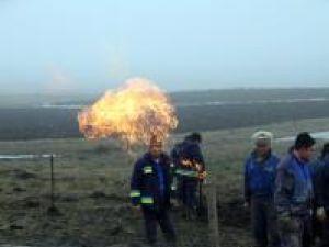 Avarie de proporţii: Zeci de mii de suceveni, fără gaz după spargerea unei conducte magistrale