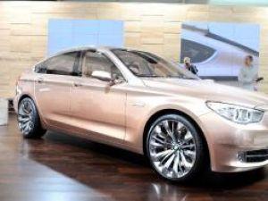 BMW Seria 5 GT Concept