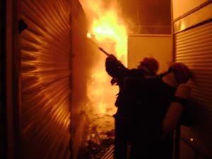 Şansele de a se afla cauza izbucnirii incendiului din Bazar par a fi din ce în ce mai mici