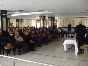 """Simpozionul """"Actualităţi în tratamentul bolii hemoroidale"""" s-a desfăşurat la Suceava"""
