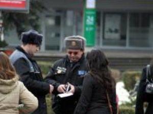 Noua decizie a Consiliului Local oferă poliţiştilor comunitari posibilitatea de a da amenzi