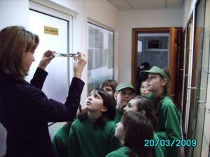 La SGA Suceava: Copii angrenaţi în spectacole şi acţiuni educative, de Ziua mondială a apei