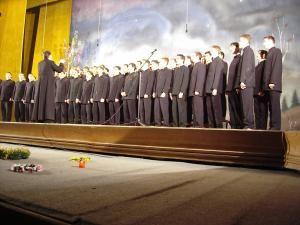 """Corului Seminarului Teologic """"Mitropolitul Dosoftei"""" Suceava s-a clasat pe locul I"""