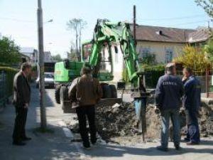 Avarie apărută pe magistrala II de termoficare a municipiului Suceava