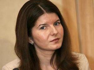 Ministrul Tineretului şi Sportului, Monica Iacob Ritzi