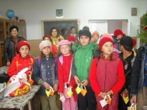 Elevii au fost antrenaţi sâmbătă în diverse activităţi