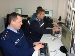 Înregistrările radarelor fixe, suspendate din  24 aprilie