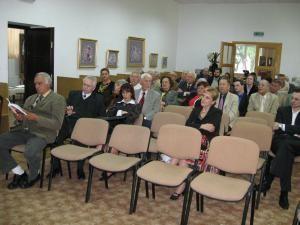 Audienţa alcătuită cu precădere din medici