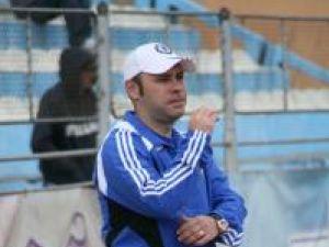 Ciprian Anton vrea mai mult de la echipa care nu a pierdut nici un punct în campionat