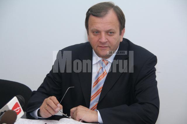 Gheorghe Flutur a declarat că va susţine înfiinţarea a două tururi cicliste noi, unul  al Bucovinei şi unul al mănăstirilor