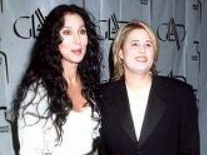 Cher şi fiica sa, Chastity Bono