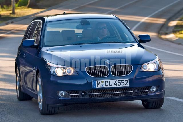 BMW Serie 5 Touring
